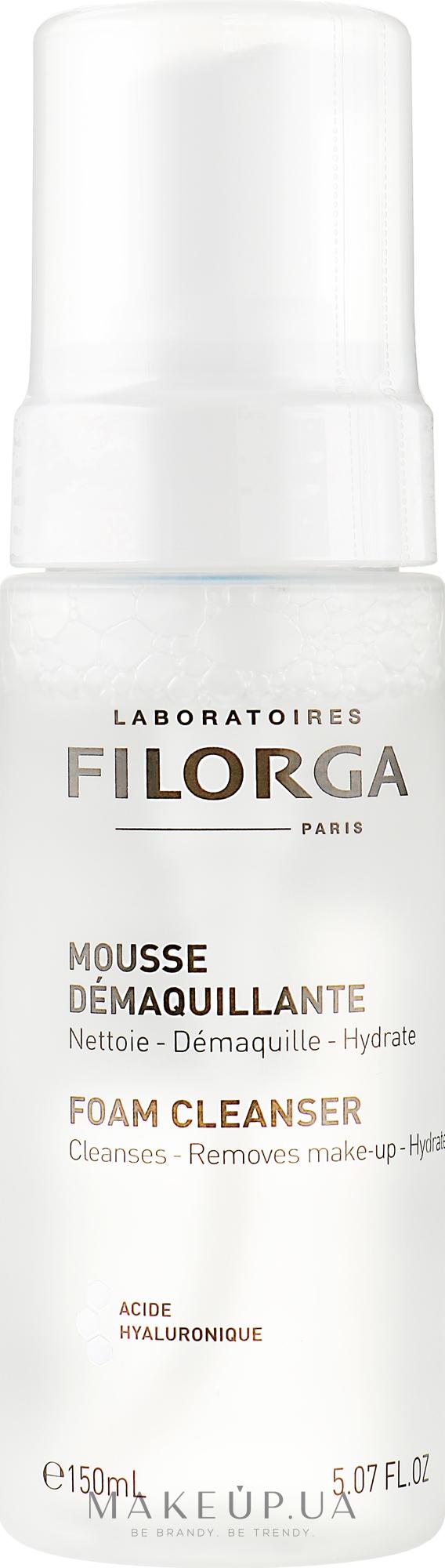 Filorga Mousse Demaquillante - Filorga Mousse Demaquillante — фото 150ml