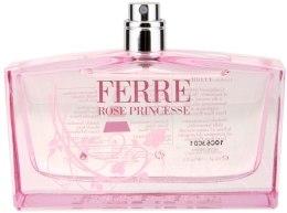 Духи, Парфюмерия, косметика Gianfranco Ferre Rose Princesse - Туалетная вода (тестер без крышечки)