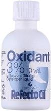 Окислитель 3% жидкий - RefectoCil Oxidant — фото N3
