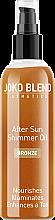 Духи, Парфюмерия, косметика Масло после загара с шиммером - Joko Blend After Sun Shimmer Oil Bronze