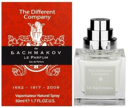 The Different Company De Bachmakov - Туалетная вода