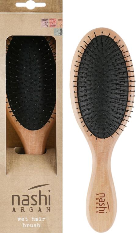 Расческа для влажных волос - Nashi Argan