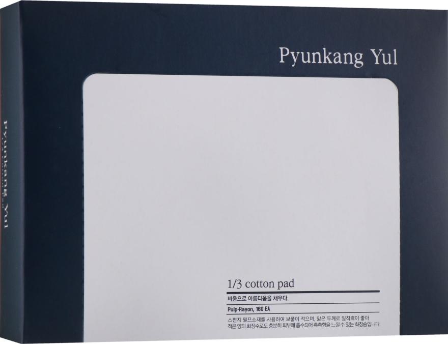 Нежные ватные диски - Pyunkang Yul 1/3 Cotton Pad