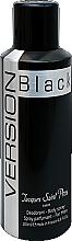 Духи, Парфюмерия, косметика Ulric de Varens Version Black - Дезодорант