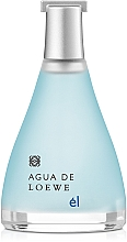 Духи, Парфюмерия, косметика Loewe Ague de Loewe El - Туалетная вода