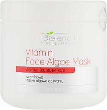Духи, Парфюмерия, косметика Витаминная альгинатная маска для лица - Bielenda Professional Program Face Vitamin Face Algae Mask
