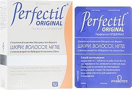 Парфумерія, косметика Комплекс вітамінів для здоров'я шкіри, волосся і нігтів - Perfectil Original