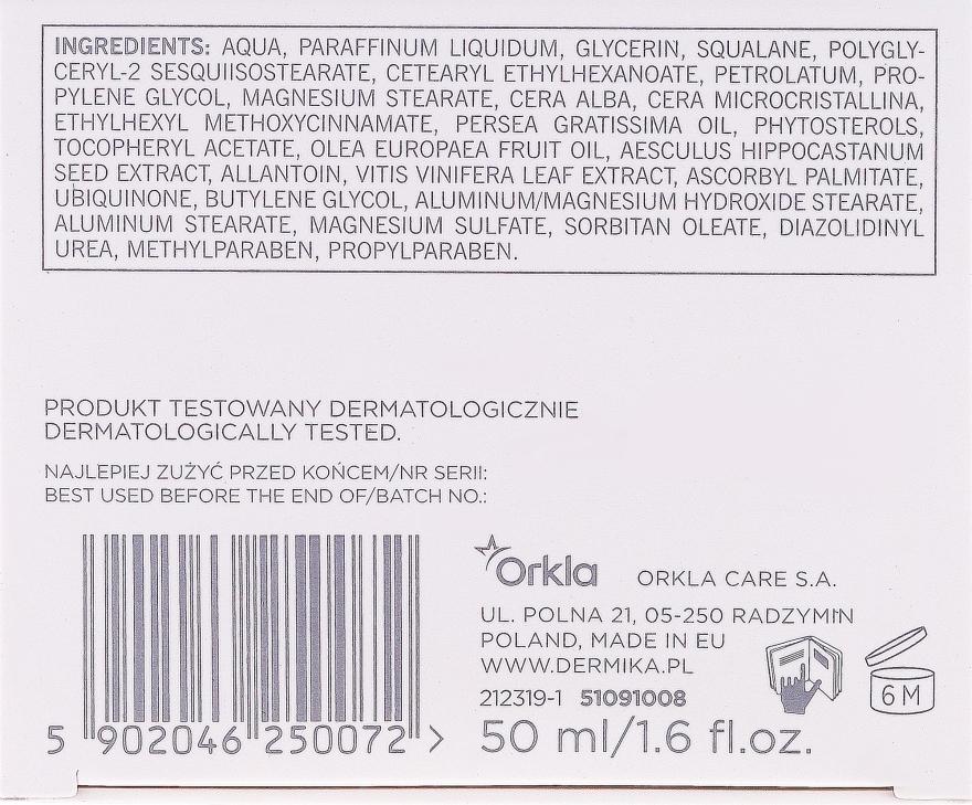 Крем от морщин - Dermika Vitamina P Plus Face Cream — фото N3