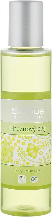 Растительное органическое виноградное масло - Saloos Vegetable Organic Oil