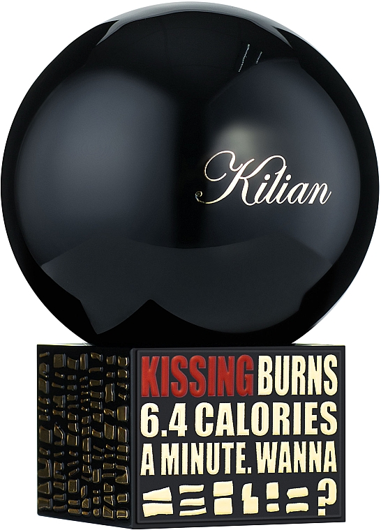 Kilian Kissing Burns 6.4 Calories a Minute. Wanna Workout? - Парфюмированная вода