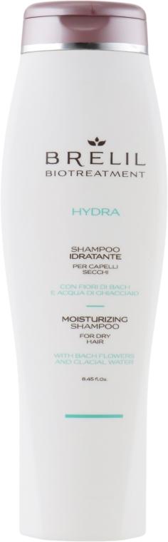 Шампунь увлажняющий - Brelil Bio Treatment Hydra Shampoo