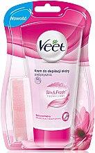 Духи, Парфюмерия, косметика Крем для депиляции в душе для нормальной кожи - Veet In Shower Hair Removal Cream Normal Skin
