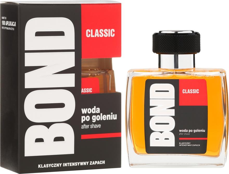 Лосьон после бритья - Bond Classic After Shave Lotion
