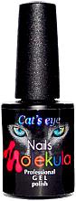 Духи, Парфюмерия, косметика Гель-лак эффект «Кошачьего глаза 7D» - Nails Molekula