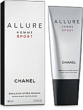 Духи, Парфюмерия, косметика Chanel Allure homme Sport - Эмульсия после бритья