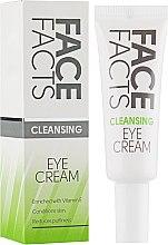 Духи, Парфюмерия, косметика Крем для области вокруг глаз - Face Facts Cleansing Eye Cream