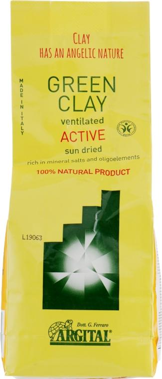Активированная зеленая глина, высушенная на солнце - Argital Sun Dried Ventilated Active Green Clay