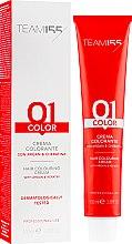Духи, Парфюмерия, косметика Крем-краска для волос - Team 155 Color Cream