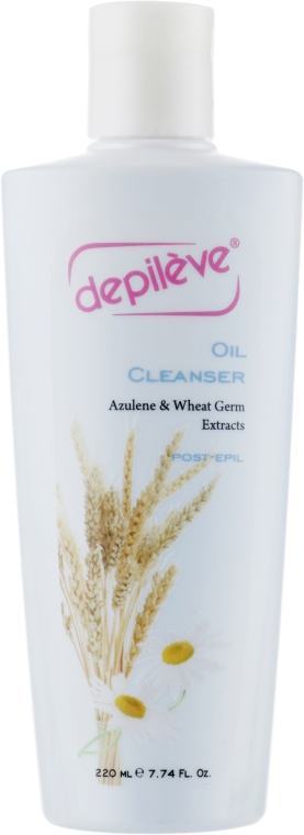 Масло очищающее - Depileve Lotions Oil Cleanser