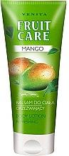 """Духи, Парфюмерия, косметика Бальзам для тела """"Манго"""" - Venita Fruit Care Mango Body Balm"""