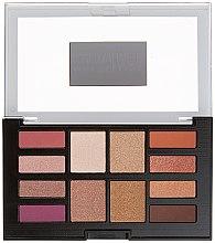 Палетка теней для век - Maybelline New York Countdown Palette — фото N2
