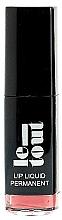 Духи, Парфюмерия, косметика Жидкая помада для губ - Le Tout Lip Liquid Permanent