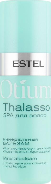 Минеральный бальзам для волос - Estel Professional Otium Thalasso Mineral Balsam (мини)