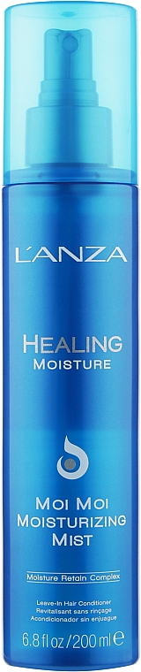 Несмываемый увлажняющий спрей-кондиционер - L'anza Healing Moisture Moi Moi Moisturizing Mist