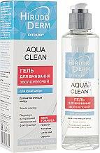 Духи, Парфюмерия, косметика Гель увлажняющий для умывания - Hirudo Derm Aqua Clean