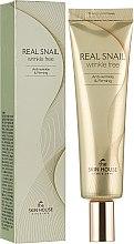 Духи, Парфюмерия, косметика Крем от морщин с экстрактом улитки - The Skin House Real Snail Wrinkle Free