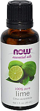 Духи, Парфюмерия, косметика Эфирное масло лайма - Now Foods Essential Oils 100% Pure Lime