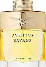 Духи, Парфюмерия, косметика Univers Parfum Aventus Savage - Туалетная вода