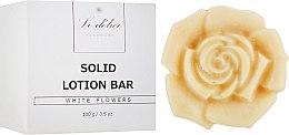 Духи, Парфюмерия, косметика Натуральный твердый лосьон для тела - Le Delice Solid Lotion Bar White Flowers