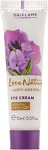 """Духи, Парфюмерия, косметика Антивозрастной крем для кожи вокруг глаз с коэнзимом Q10 """"Люцерна"""" - Oriflame Anti Ageing Eye Cream"""