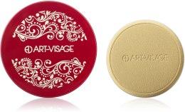 Пудра для всех типов кожи - Art-Visage Silk Matte — фото N2