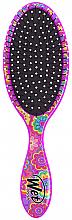 Духи, Парфюмерия, косметика Расческа для распутывания узелков, розовая - Wet Brush Happy Hair