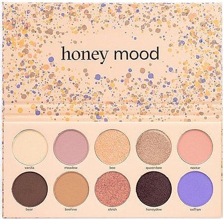 Палетка теней для век - Paese Honey Mood Eyeshadow Palette