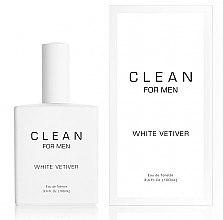 Духи, Парфюмерия, косметика Clean White Vetiver Men - Туалетная вода
