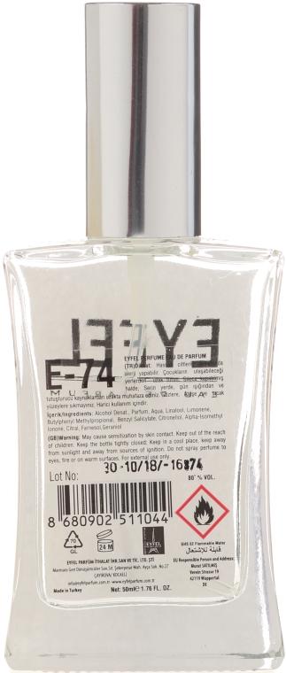Eyfel Perfume E-74 - Парфюмированная вода — фото N2