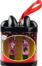 Духи, Парфюмерия, косметика Набор детских блесков для губ - Markwins Minnie Mouse