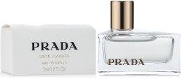 Духи, Парфюмерия, косметика Prada L'Eau Ambree - Парфюмированная вода (мини)