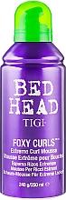 Парфумерія, косметика Мус для кучерявого волосся - Tigi Bed Head Foxy Curls Extreme Curl Mousse