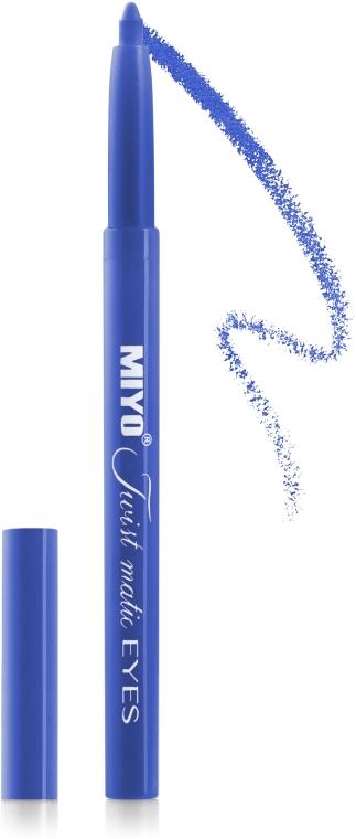 Автоматический карандаш для глаз - Miyo Twist Matic Eyes