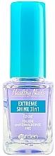 Духи, Парфюмерия, косметика Закрепитель лака для ногтей 3 в 1 № 157 - Jerden Healthy Nails Extreme Shine 3 in 1