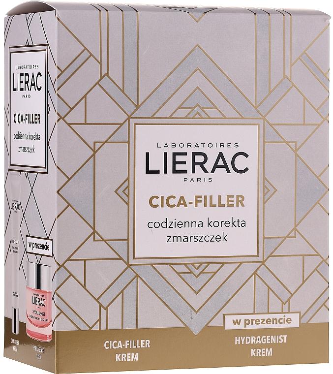 Набор - Lierac (f/cream/40ml + f/cream/50ml)