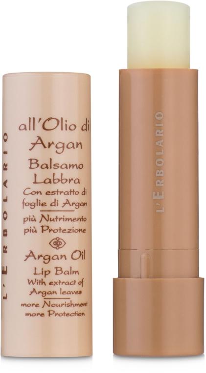 Бальзам для губ с маслом Аргании - L'Erbolario ALL'Olio di Argan Balsamico