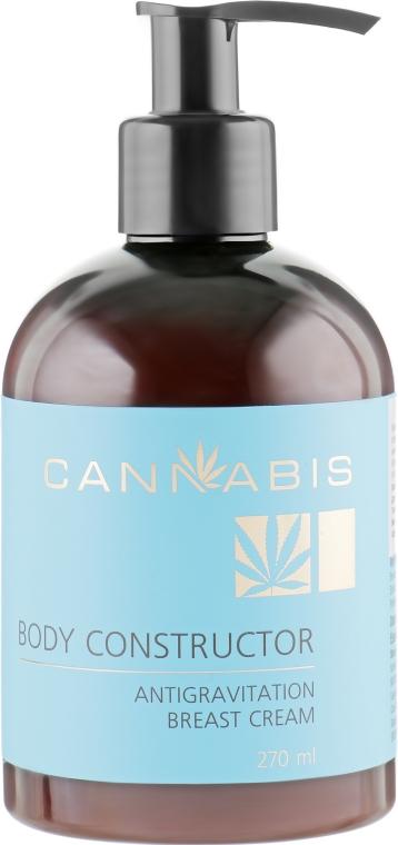 Подтягивающий крем-конструктор для груди с экстрактом каннабиса - Cannabis Body Constructor