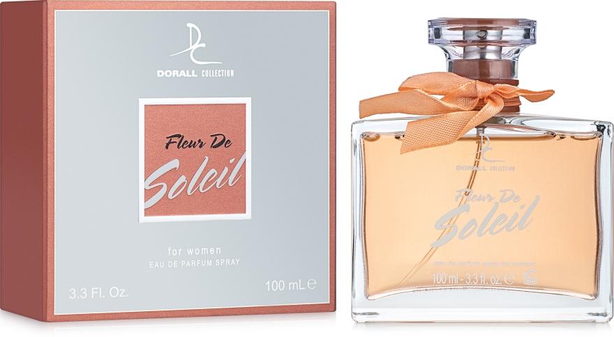 Dorall Collection Fleur de Soleil - Туалетна вода  — фото N2