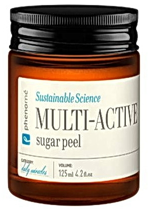 Сахарный пилинг для лица - Phenome Multi Active Sugar Peel