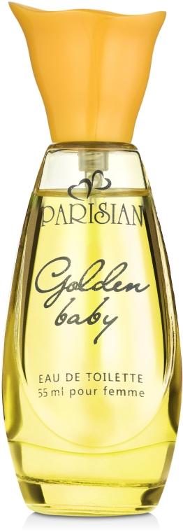 Parisian Golden Baby - Туалетная вода